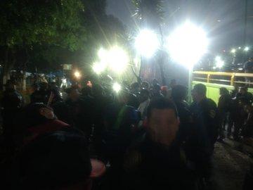 1 menor muerto y 7 heridos, saldo de balacera en Metro Tacuba