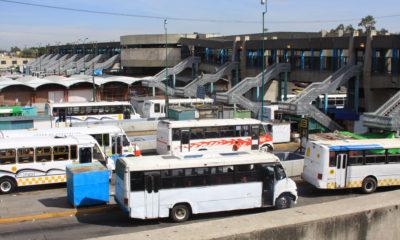 Pantitlán próximo paradero operativos de seguridad transporte público