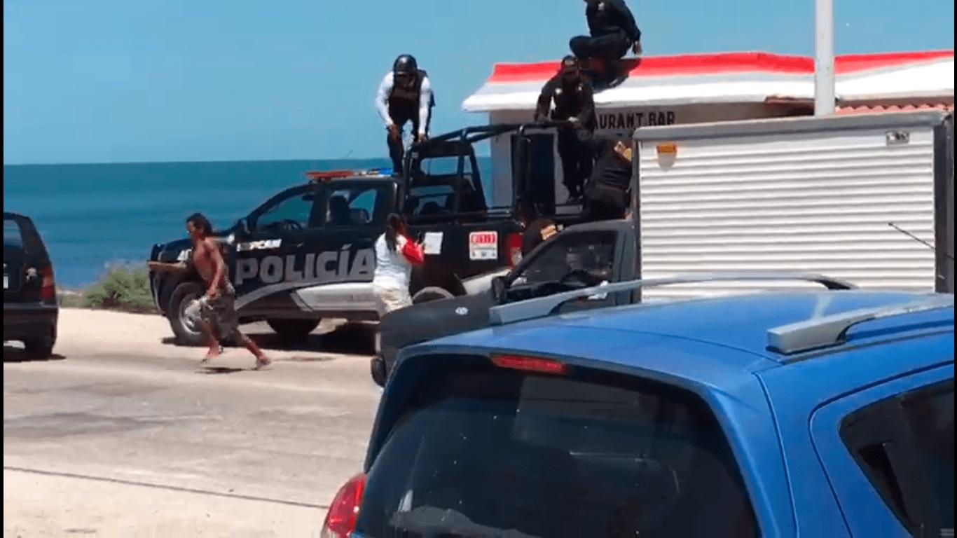 Policía Campeche