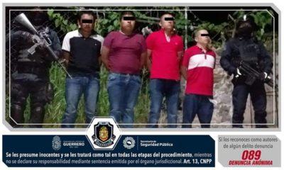 """Se reporta detención de Zenén Nava """"El Chaparro"""""""
