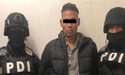 Dictan prisión preventiva a Luis Ángel, 'El Chupas'