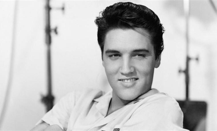 Elvis. 1977. Rey del Rock