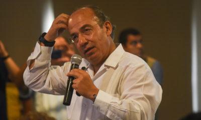presidente Calderón