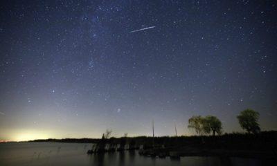 Lluvia de meteoros Perseidas visible en México