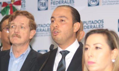 Marko Cortés Morena 2021 Diputados