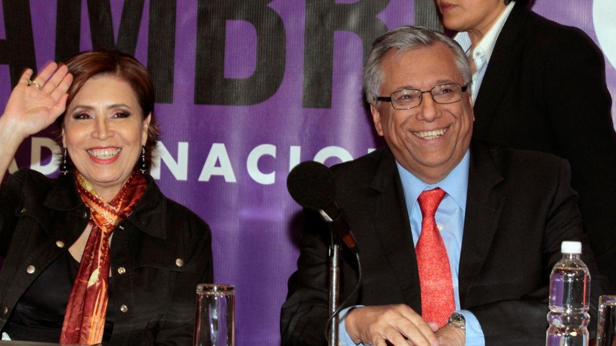 Ramón Sosamontes, AMparo, Suspensión, Suspensión definitiva, Rosario Robles,