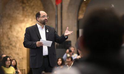 Se construye modelo autoritario y centralista: Álvarez Icaza