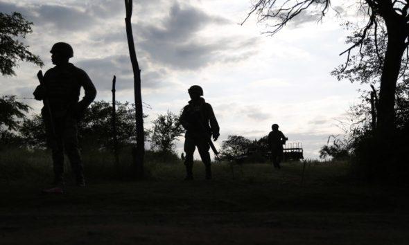 fiscalía michoacán alto mando militar