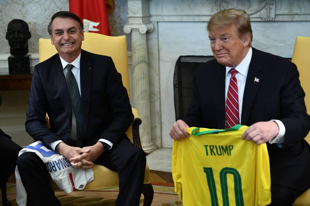 Trump Bolsonaro