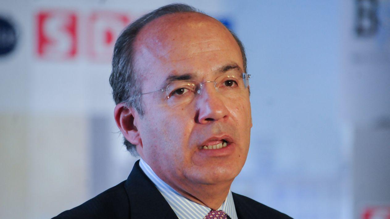 Felipe Calderón se solaza con debacle del PAN
