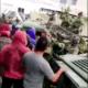 El enfrentamiento entre pobladores y Sedena en Puebla