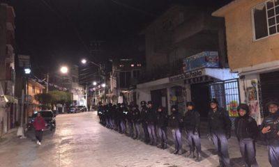 Ladrón de iglesia es salvado de morir linchado en Cuajimalpa