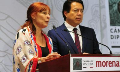 Delgado y Clouthier presentan iniciativa para prohibir plásticos de un solo uso