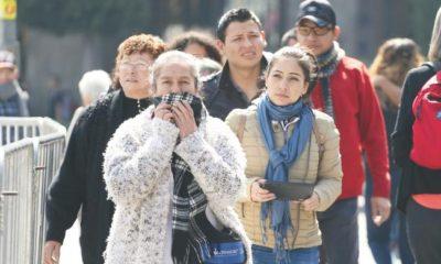 Entra el primer frente frío del año a México junto al equinoccio de otoño
