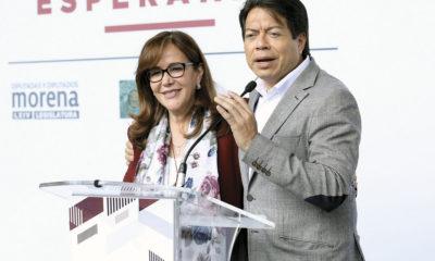 Delgado, Yeidckol y Rojas Díaz Durán quieren encuesta