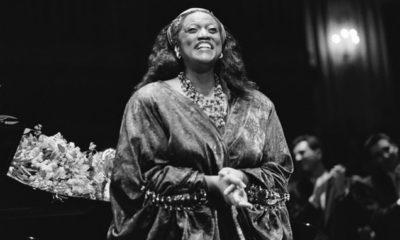 Muere la leyenda de la ópera Jessye Norman