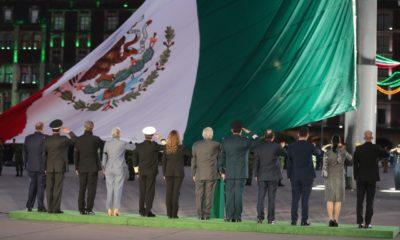 AMLO conmemora el #19DeSeptiembre y el Día Nacional de Protección Civil