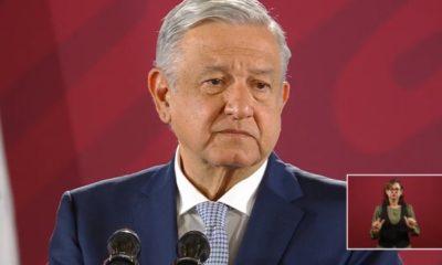 """""""Había clara preferencia de condonaciones a bancos y empresas con Calderón"""": AMLO"""