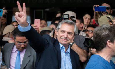 Alberto Fernández, Fernández, Presidente, Electo, Elecciones, Ganador, Argentina, Presidencia,