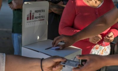 85% de participantes en consulta de BC aprueban ampliar mandato