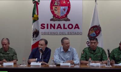 Operativo precipitado, dice gabinete de Seguridad sobre lo ocurrido en Sinaloa