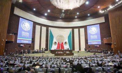 Comisión de diputados aprueba recortar 50% las prerrogativas a partidos