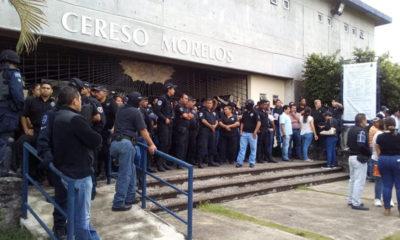 Custodios, Atlacholoaya, Penal, Morelos, Paro, Huelga, Labores, Motín,