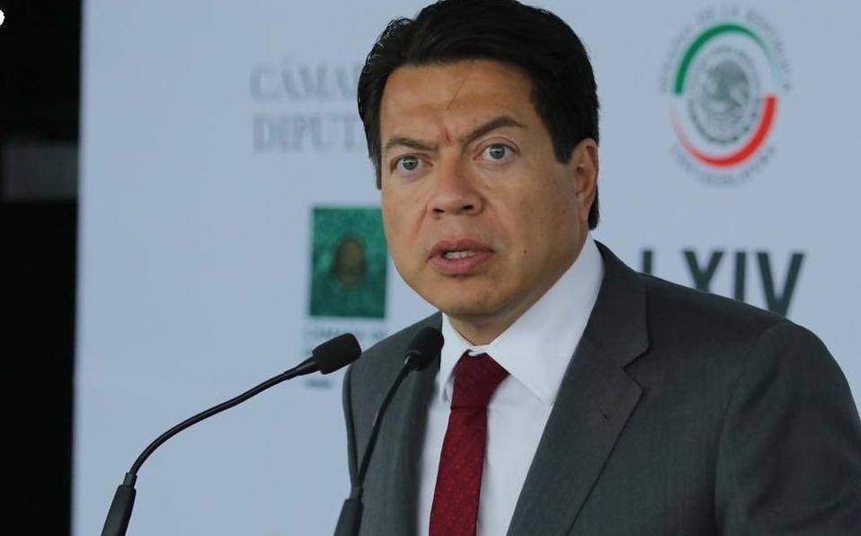 Exhorta Delgado a acordar detalles de encuestas para elegir la dirigencia sin 'jaloneos'