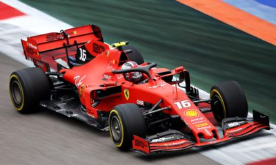 Fórmula Uno: todo listo en la Ciudad de México