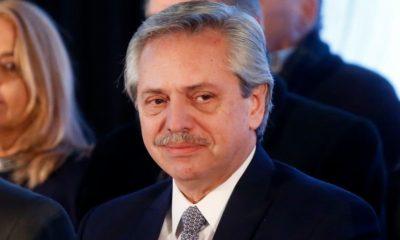 Alberto Fernández, a la cabeza en elecciones en Argentina