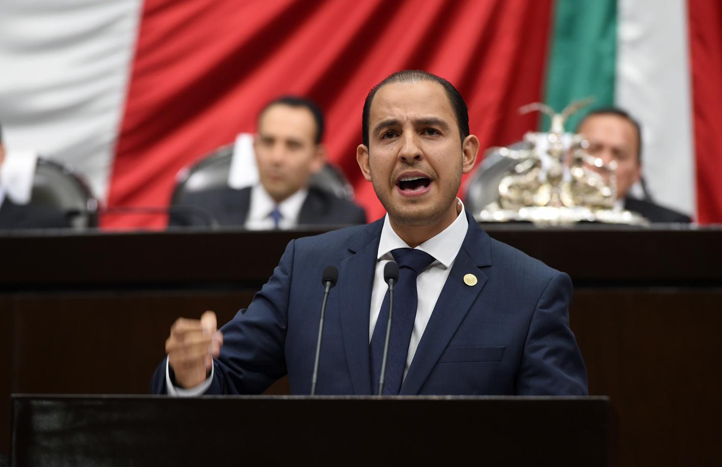Marko Cortés, Pan, Partido Acción Nacional,