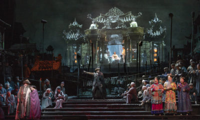 'Turandot' desde la MetOpera, dedicada a Franco Zefirelli