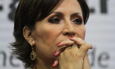 """Robles envía carta a Gertz Manero y le dice: """"nunca he mentido sobre mi domicilo"""""""