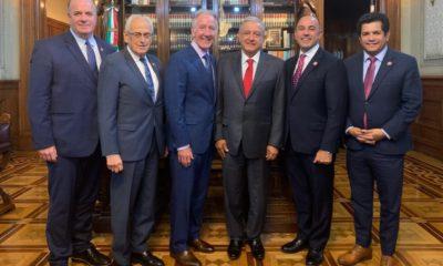 AMLO es 'el presidente indicado' para el TMEC: Demócratas