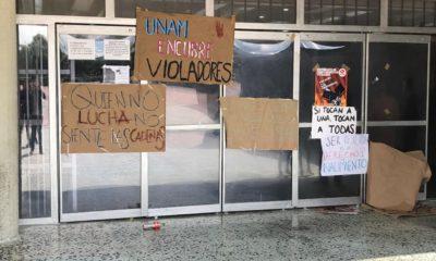 Marchan estudiantes de CCH Sur a rectoría por violación a estudiante