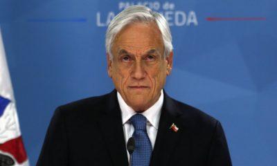 Chile cancela cumbres internacionales por protestas