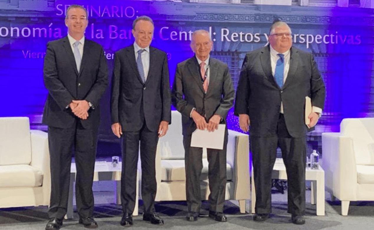 Alertan de riesgo a autonomía del Banxico por populismo