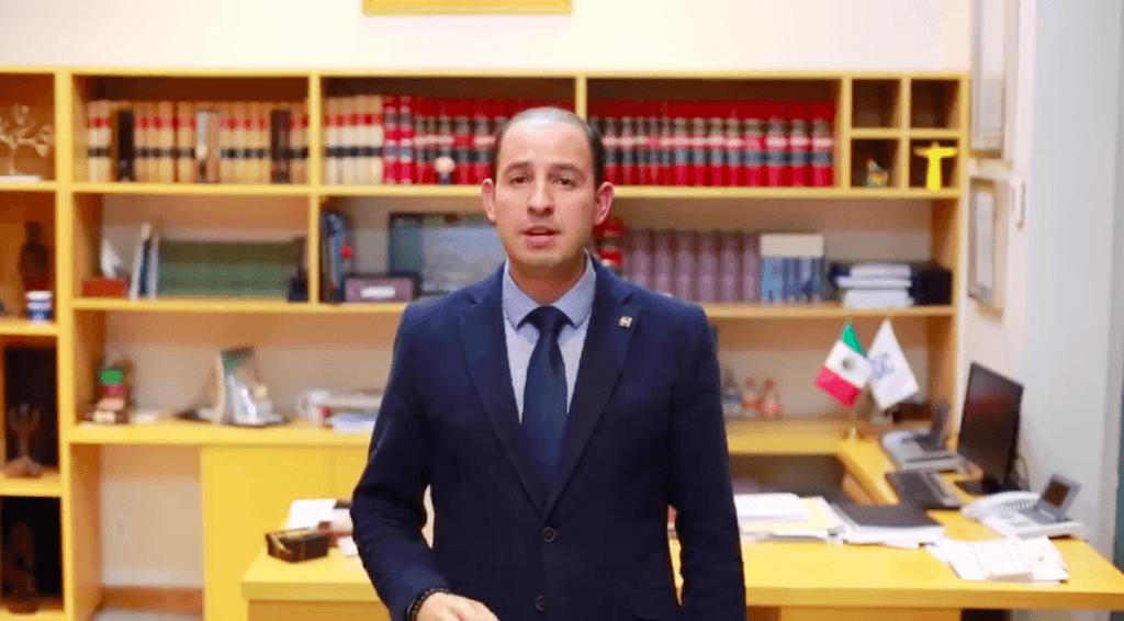Marko Cortés: La elección de la presidencia de la CNDH es ilegal