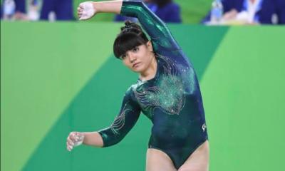 Alexa Moreno gana Premio Nacional de Deporte 2019