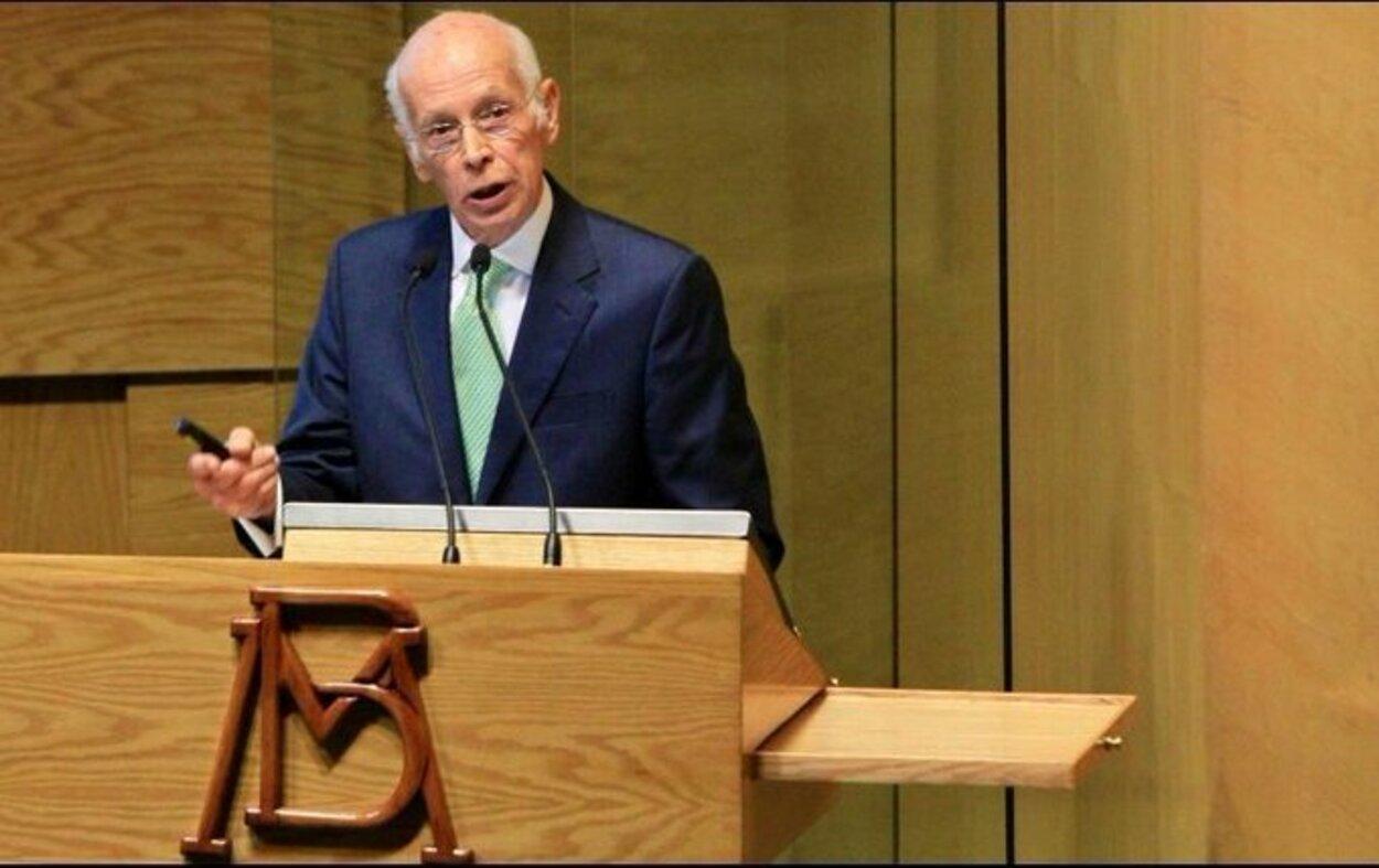 El presidente de bancos niega recesión técnica