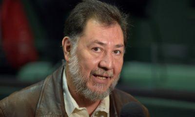 El diputado Gerardo Fernández Noroña,