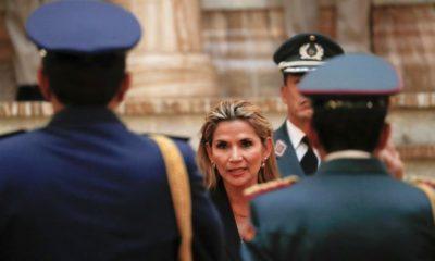 Gobierno interino de Bolivia acusa formalmente a Evo de terrorismo y sedicion