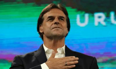 Lacalle, Pou, Presidencia, Presidente, Uruguay, Elecciones,
