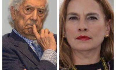 """Vargas Llosa, """"panfletario perfecto"""", califica Gutiérrez Müller"""