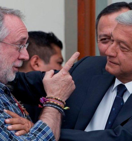 Sicilia, Javier Sicilia, AMLO, Andrés Manuel, López Obrador, Marcha, Palacio Nacional, Carta,