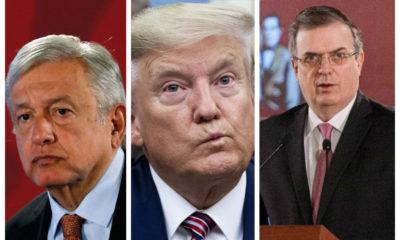 "México pide ""encuentro de alto nivel con Trump"" sobre cárteles"