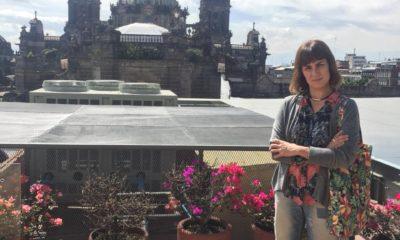 La vida cotidiana de las mujeres ha sido excluida del canon literario: Sara Mesa
