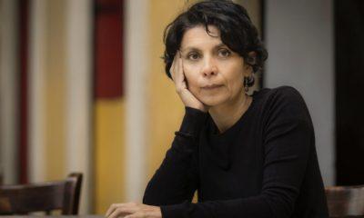 Kenya Márquez en entrevista