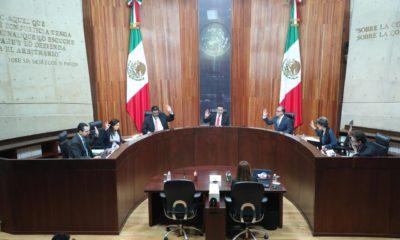 TEPJF desecha recurso contra elección de Rosario Piedra