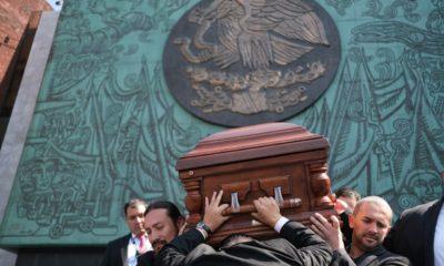 Homenajean diputados al fallecido diputado Maximiliano Ruiz
